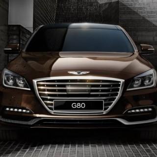 Genesis G80 2018 MY