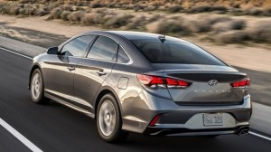 Hyundai Sales USA - April 2017