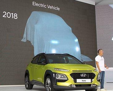 2018 Hyundai Kona EV