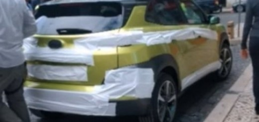 Hyundai Kona paint shades