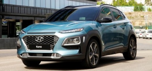 Hyundai Kona in South Korea