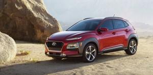 Hyundai Kona small SUV