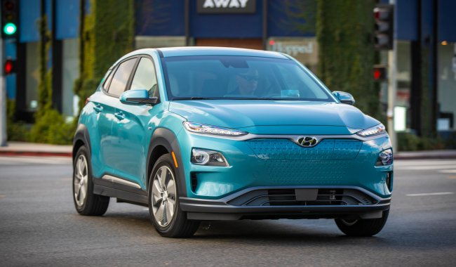 Hyundai Kona Electric Model Release Date