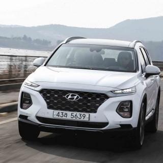 Hyundai SUV & crossover models