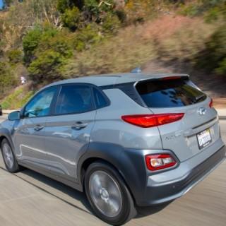 Hyundai Kona EV Price in U.S.