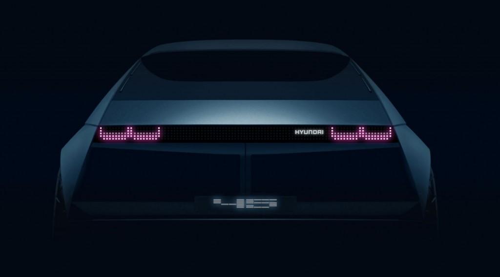 Hyundai 45 image rendering