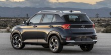 2020 Hyundai Venue MSRP