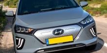 Range of Hyundai Ioniq EV