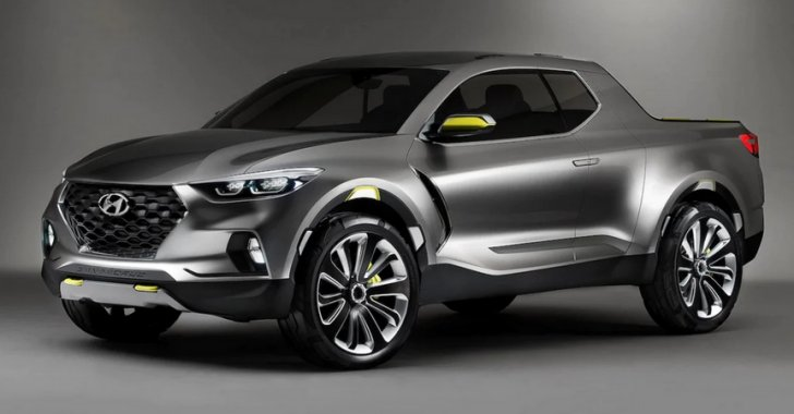Release date of 2021 Hyundai Santa Cruz pick-up truck