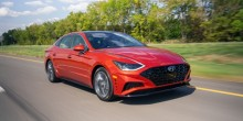 Colors of Hyundai Sonata 2020