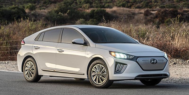 2020 Hyundai Ioniq EV price