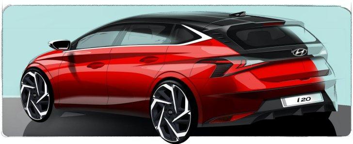 Hyundai i20 teaser image