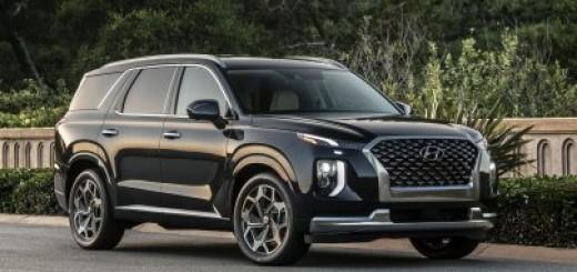 Hyundai Palisade 2022 rumors