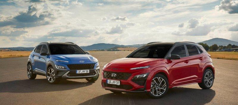2022 Hyundai Kona (facelift)