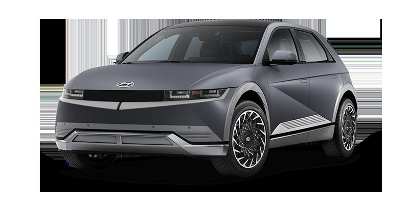 Hyundai Ioniq 5 EV Cosmic Steal color