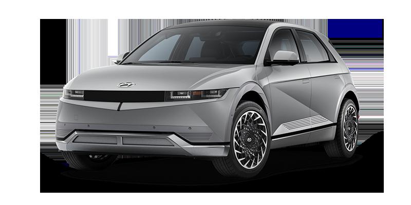 Hyundai Ioniq 5 EV Cyber Gray color option