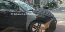 Hyundai Ioniq 6 spy shots