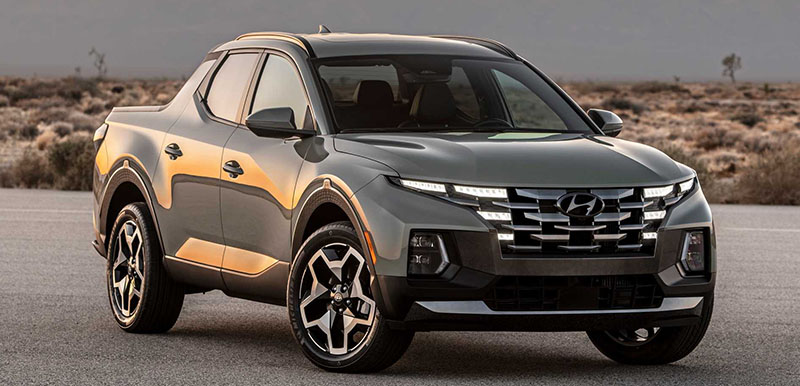 Hyundai Santa Cruz Price US-SPecs