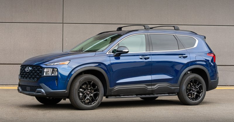 Hyundai Santa FE XRT release date