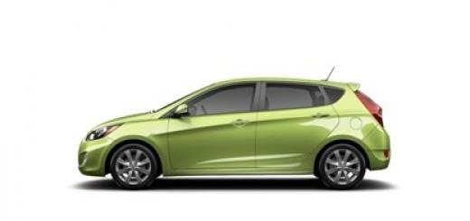 Hyundai Accent Colors