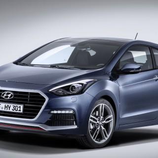 Hyundai i30 facelift