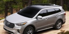 Hyundai Santa Fe 2017 - model year