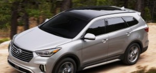 Hyundai Santa Fe 2017 - model year