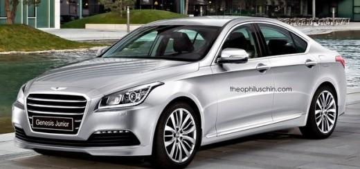 Hyundai Rendering