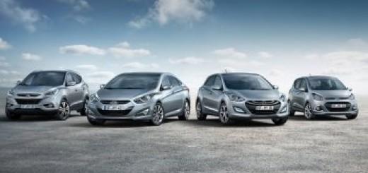 Hyundai Fleet Cars
