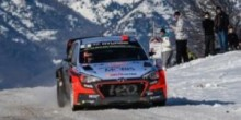 i20 WRC Monte Carlo