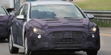 Hyundai Sonata Spy Pics