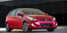 Hyundai Accent 2017 model year