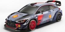 Hyundai i20 Coupe For WRC