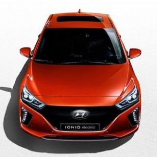 Colors Of Hyundai Ioniq Hybrid Car