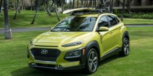 Hyundai Kona offers AWD