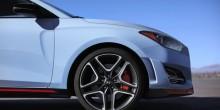 Hyundai Veloster N hot hatchback MSRP