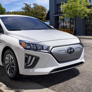 2020 Hyundai Ioniq Electric Car Cost