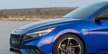 US-specs Hyundai Elantra trims