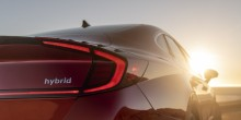 Hyundai Sonata hybrid 2020 model