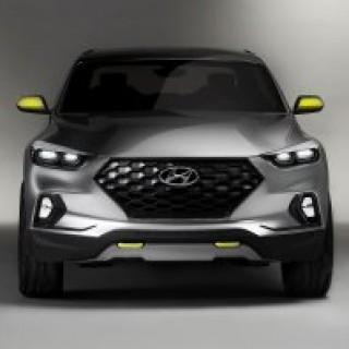 Spied Hyundai Truck
