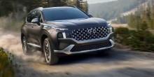 Hyundai Santa Fe PHEV EPA range